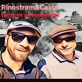 RINNSTRØM & CAINE - FOCUS ON AWESOMENESS